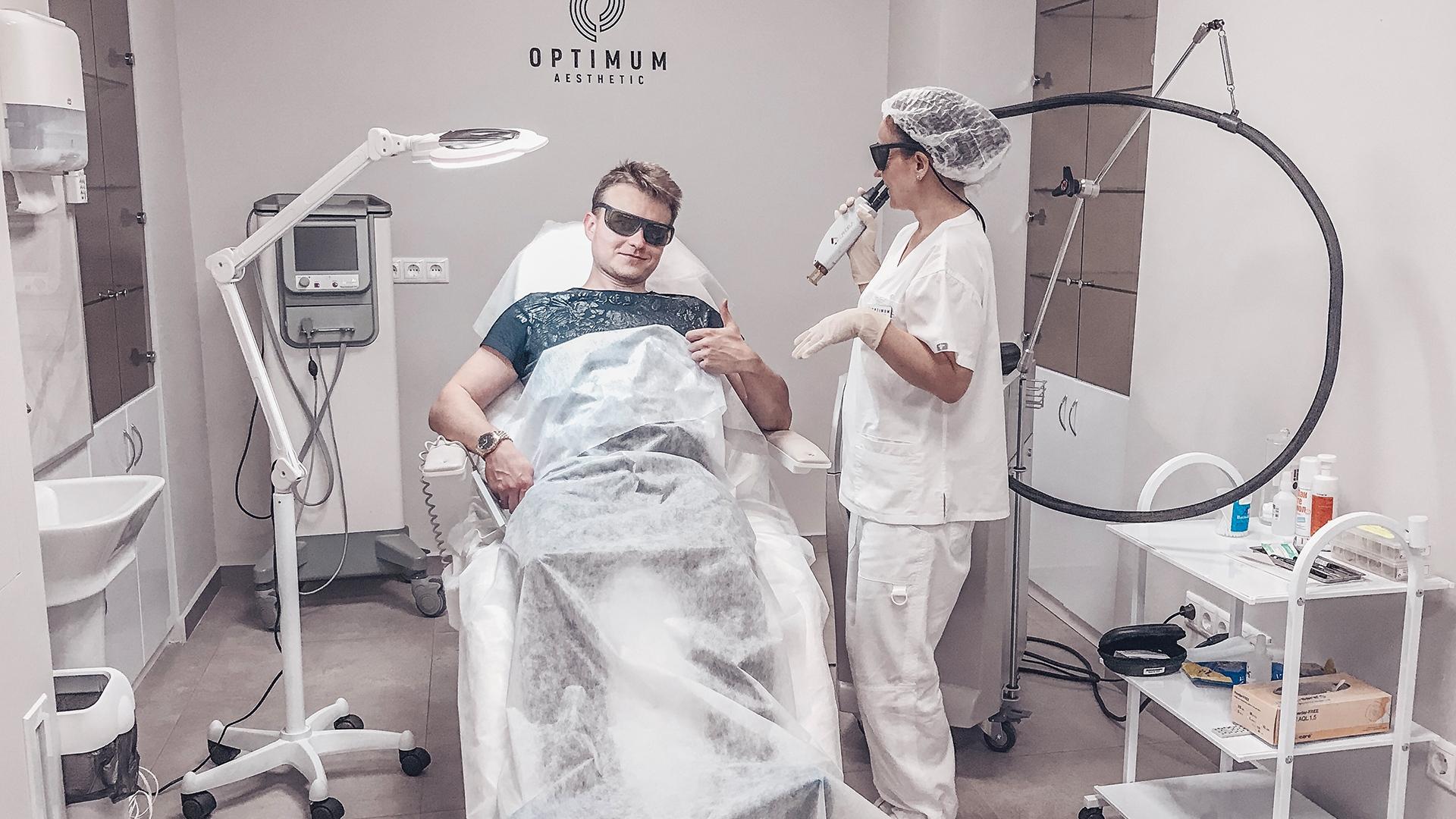 Эпиляция лазером – это один из самых действенных способов удаления волос навсегда